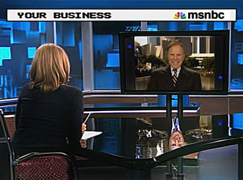 Jeff Allen on MSNBC's Your Business